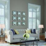 shutters livingroom