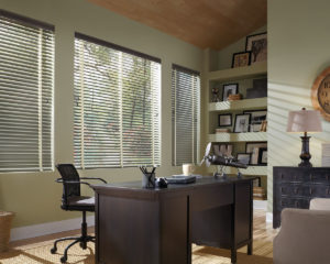 Aluminum Blinds Office