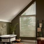 Aluminum Blinds Bathroom