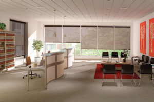 Solar Shades Office
