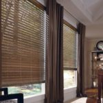 Rustic Wood Blinds