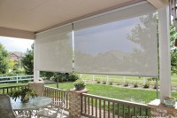 exterior solar screen shades
