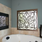 faux iron grilles houston