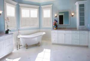 Shutters for Bathroom