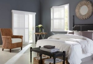 Shutters for Bedroom