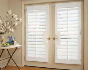 Shutter French Doors