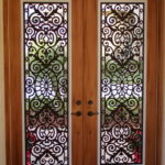 tableaux faux iron grilles houston