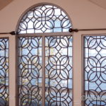 tableaux faux iron grilles windows