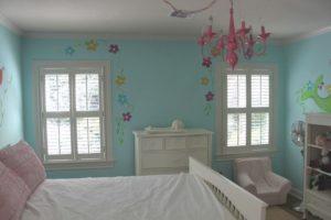 kids bedroom window shutters