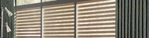 layered shade