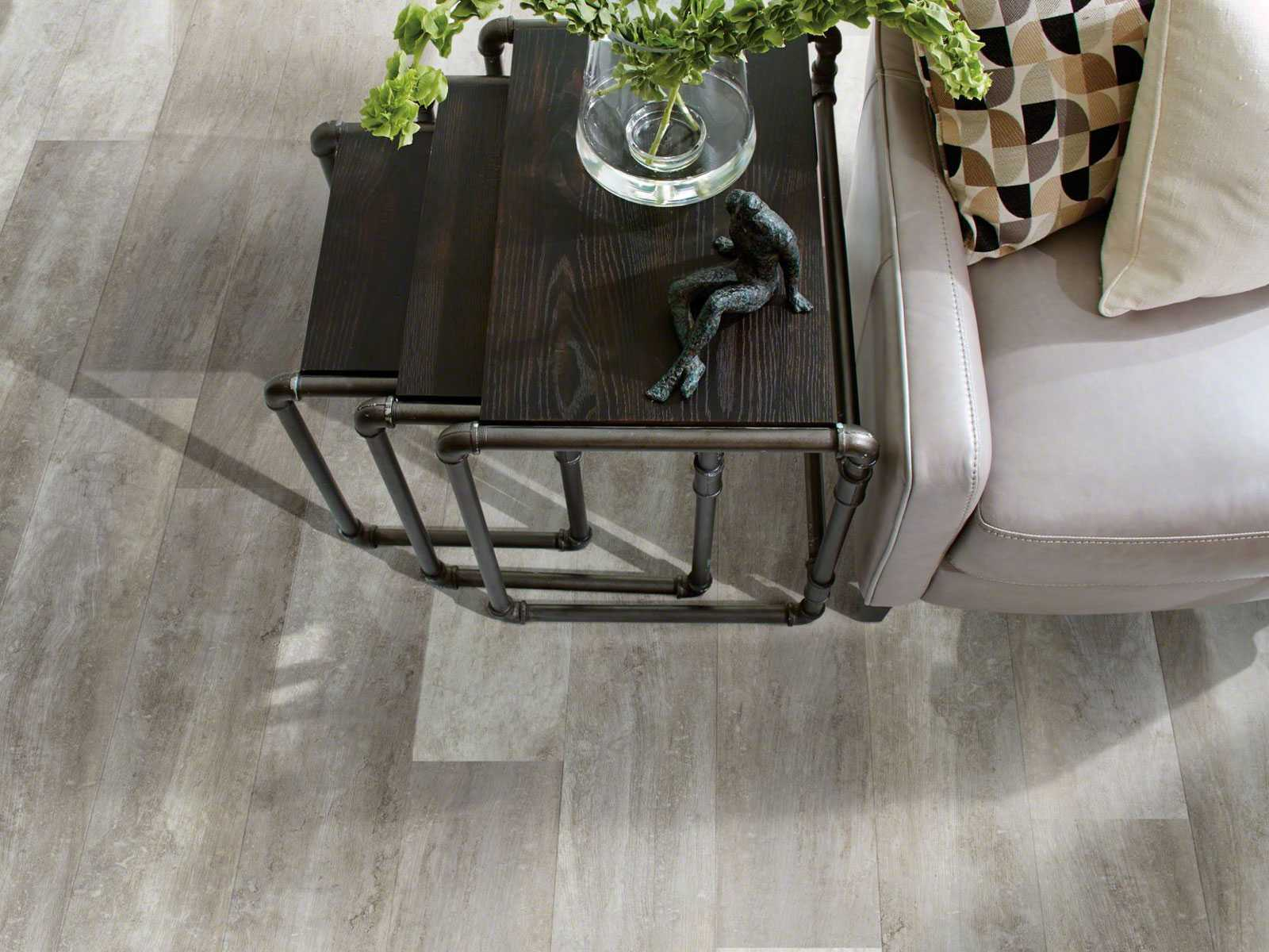 Vinyl flooring made in the shade we dailygadgetfo Choice Image